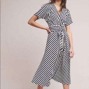 Tracy Reece striped corset dress
